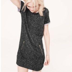 Lou & Grey Sweatshirt Dress Size Medium Spacedye